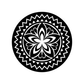 Feest mandala Fun-Tattoo