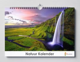 Huurdies - Natuur kalender 35x24cm (verjaardagskalender)