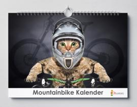 Huurdies - Mountainbike kalender 35x24cm (verjaardagskalender)
