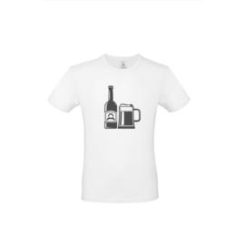 Luxe spreuken t-shirt - bier