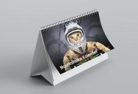 Huurdies - Mountainbike kalender 14,85x21cm (bureaukalender)