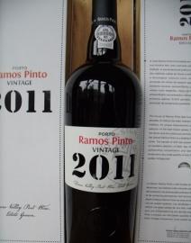 Ramos Pinto Vintage 2011