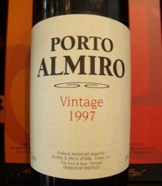 Poças Porto Almiro Vintage 1997