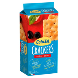 Colussi Crackers Zout