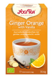 Ginger Orange