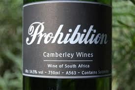 Camberley Prohibition