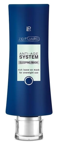 Zeitgard Sleeping Mask 50ml