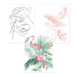 A5 Art Print | Set van 3 | Set 01