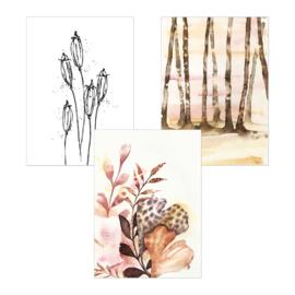 A5 Art Print | Set van 3 | Set 05