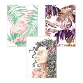 A5 Art Print | Set van 3 | Set 03