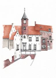 Postkaart | Amersfoort Muurhuis 't Sluisje