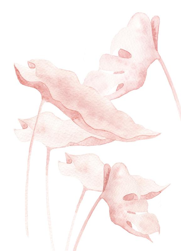 A5 Art Print | Botanical Blush #02