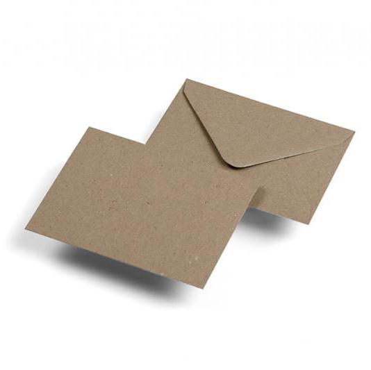 Envelop | Gerecycled C6
