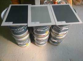 5 Liter Acryl PU Betonverf - Licht-GRIJS