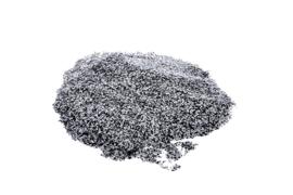 Sikafloor® Coloured Flakes - ZWART / WIT - 1 KG