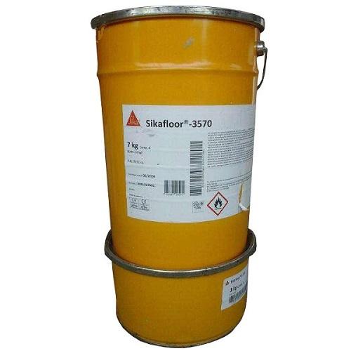 Sikafloor®-3570 - BONTE KLEUREN RAL-kleuren  - 10KG