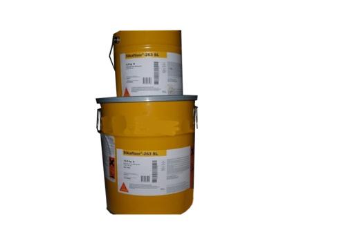 Sikafloor®-263 SL - RAL BONTE KLEUREN - 20 KG