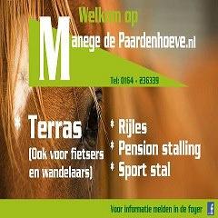 Open Dag Manege De Paardenhoeve
