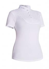 Fair Play wedstrijdshirt Nicole, white, mt. 36/S