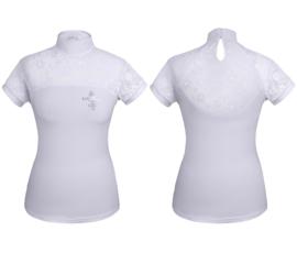FairPlay Lucia, White, XL/42 (korte mouw)