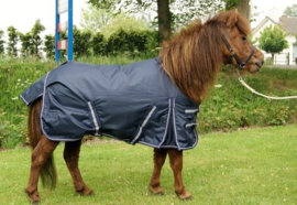 HB Harry and Hector Pony Outdoor waterdichte regendeken 200 grams, mt. 125