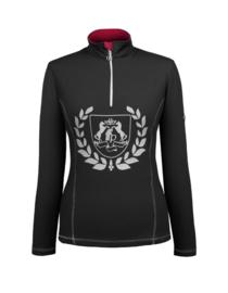 FairPlay Shirt Prissy, Zwart, mt. M/38