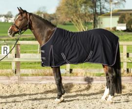 Harry's Horse Zomerdeken polycotton, Zwart
