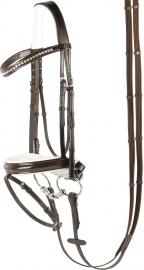 Harry's Horse Hoofdstel Chique (Bruin & Zwart)