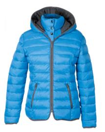 Pfiff Winterjas Cerul, Lichtblauw & Donkerblauw
