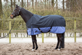 Harry's Horse Deken Thor 200gr 2Tone Black Marlin