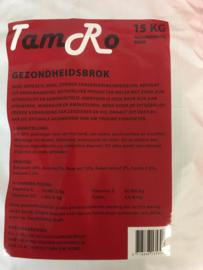 TamRo gezondheidsbrok 15kg