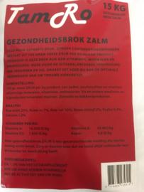 TamRo gezondheidsbrok Zalm 15kg