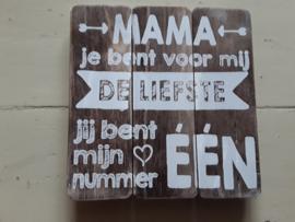 Mama nummer één