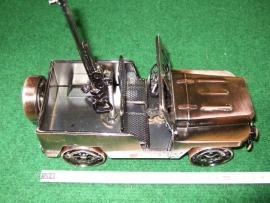 Jeep, safarimodel (koperkleur)