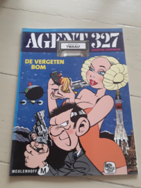 Agent 327 - Dossier 12 - de vergeten bom