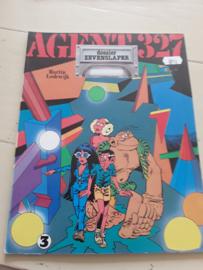 Agent 327 - Dossier 3 - zevenslaper