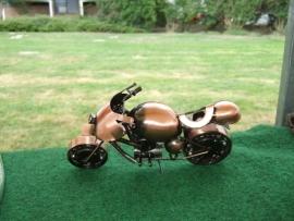 Motor, model racer (koperkleur)