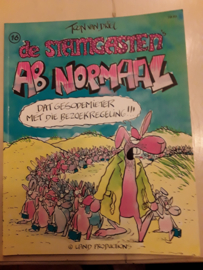 de Stamgasten - Ab normaal