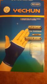 Handpalm beschermer/versteviger