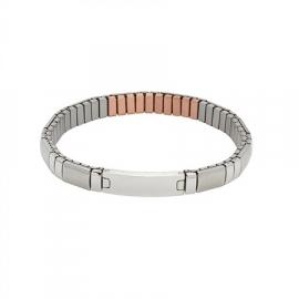Flexibele armband met koper maat L artikel nummer 183-11