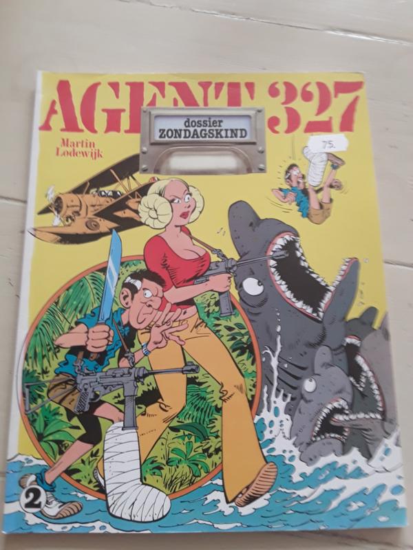Agent 327 - Dossier 2 - zondagskind