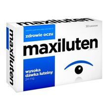 Maxiluten voor conditie oog  te ondersteunen