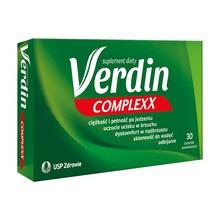 Verdin Complexx Natuurlijke tabletten voor darmstimulering