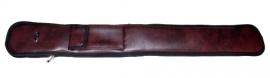 Q.KS Foudraal DeLuxe burgundy of zwart 1B1S