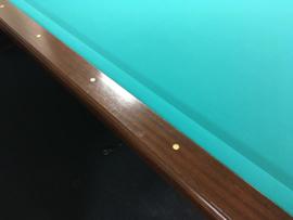 Pasma carambole biljart rechte (5) poot speelmaat 230 x 115 (wedstrijdformaat)
