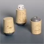 Tuimelkurk (1 stuk) inclusief 3 kleine speciale dobbelstenen