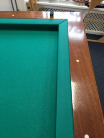 Wilhelmina Orient  speelmaat 230 x 115 (wedstrijdtafel)