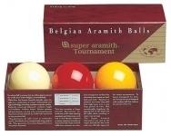 Super Aramith Carambole Ballen Tournament