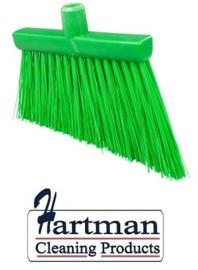21410121-5 - FBK HCS Smalle bezem kleurcode HACCP 300 x 35 mm ,stijf groen 20195