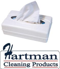 434600 - Facial Tissues Dispenser wit kunststof
